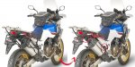 Givi - PLR 1161 trubkový nosič Honda CRF 1000L Africa Twin/Africa Twin Adventure Sports (18) EASY FIT